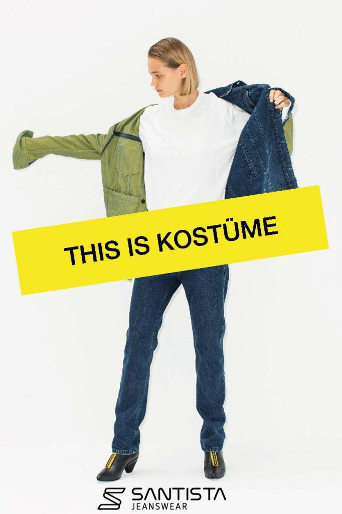 THIS IS DENIM - Kostüme x Santista Jeanswear